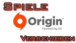 Origin Games verschieben Deutsch