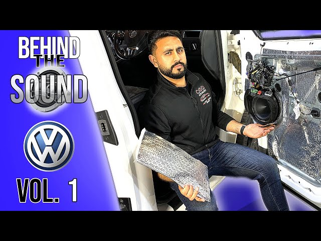 HUGE VW T5 Audio System OVERHAUL   Behind The Sound: VW T5 Caravelle