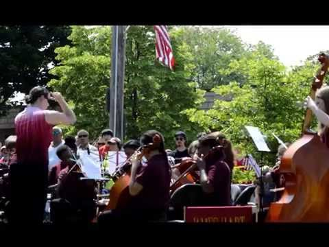 James Hart School Chamber Orchestra