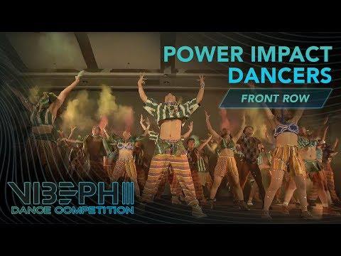 [2nd PLACE] Power Impact Dancers | VIBE PH III [@AyelMari Front Row 4K] | #VIBEPH
