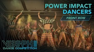 [2nd PLACE] Power Impact Dancers VIBE PH III [AyelMari Front Row 4K] #VIBEPH