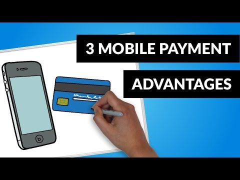 Top 3 Mobile Payment Advantages