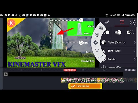How to Make Green Screen Video With KineMaster 2018 - Myhiton