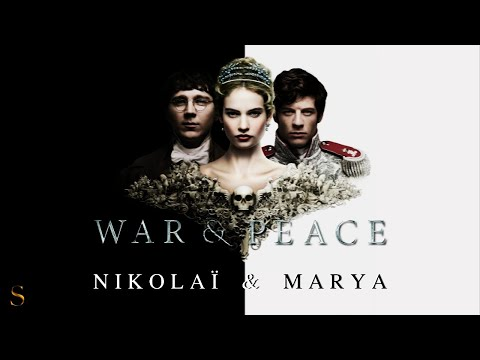 War & Peace (2016) - Nikolaï & ℳarya - ℳusic by ℳartin Phipps
