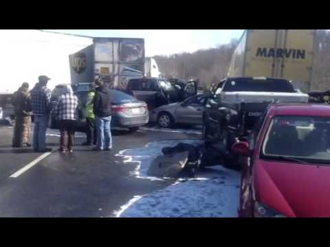 I 81 accident near Spring Mills   Herald Mail Media  Home