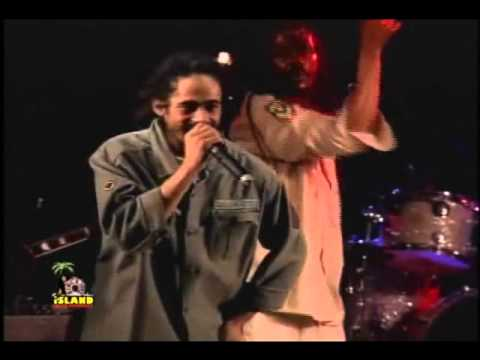 Damian Marley - War / No More Trouble (Live)