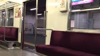 阪神電鉄7890形 ドア閉扉扱い動画