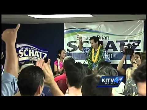Election Profile: Brian Schatz
