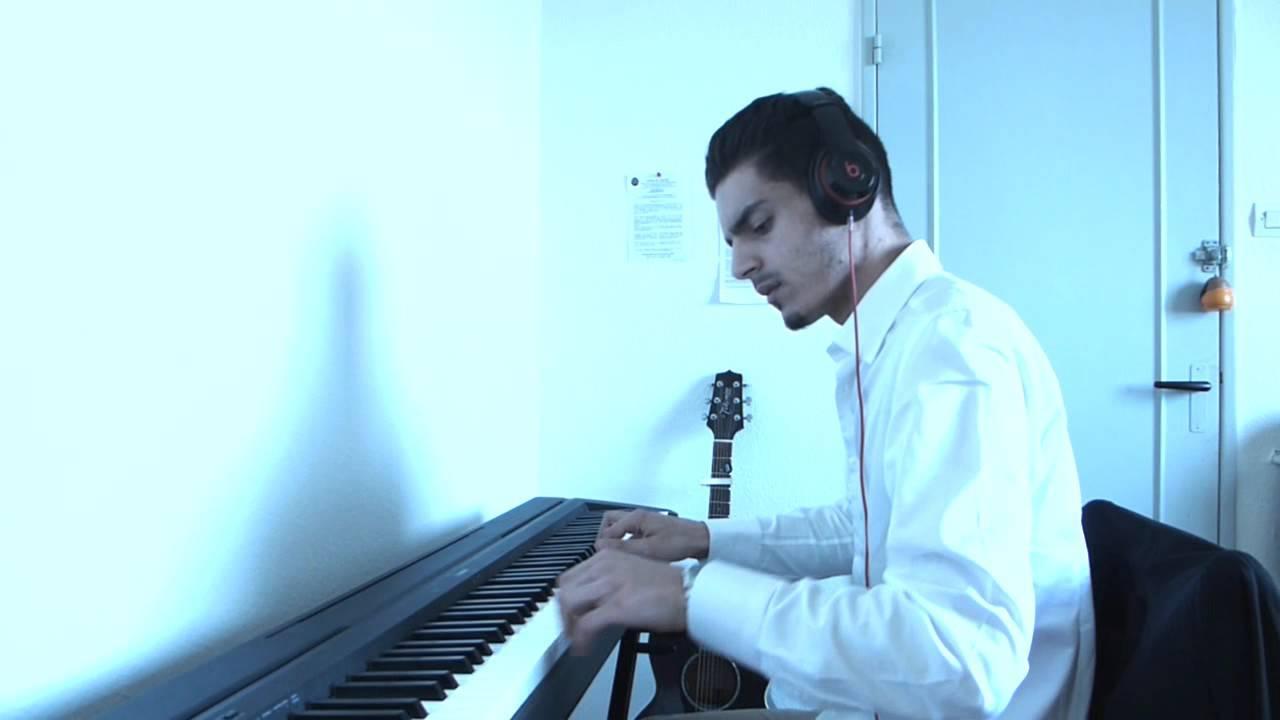 Kygo - Firestone ft. Conrad (Piano Cover) + SHEET MUSIC - YouTube