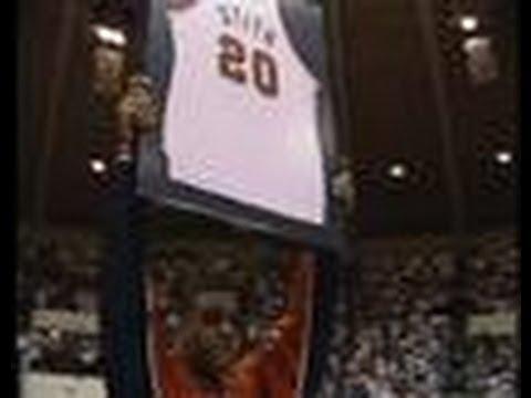 Bryant Stith Virginia Cavaliers Basketball Jersey - Navy