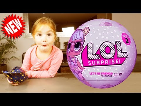Boule Surprise Poupée LOL Saison 2 ! Nouveau ! D.J. Disc Jockey ! New ! (Unboxing)