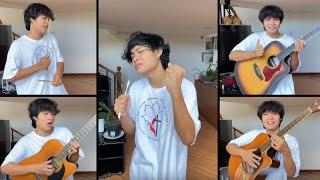 Doja Cat ft. SZA - Kiss Me More (Funnest Cover by Noah Raquel)