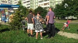 В Обнинске местные жители открыли охоту на живодера