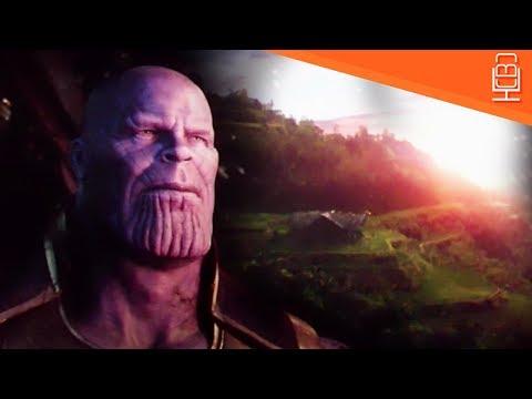 Thanos Avengers Infinity War Ending Explained