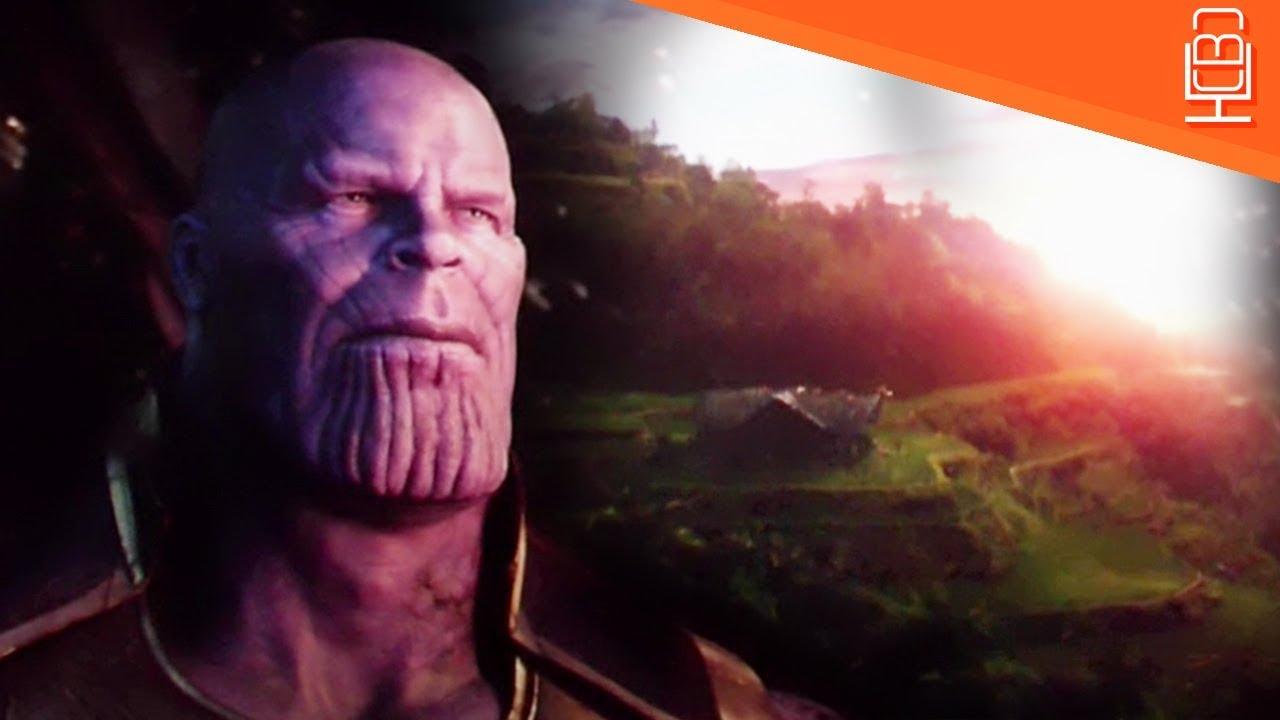 infinity war ending