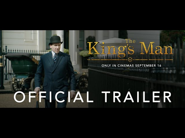 THE KING'S MAN | OFFICIAL TRAILER #3 | Coming To Cinemas Soon