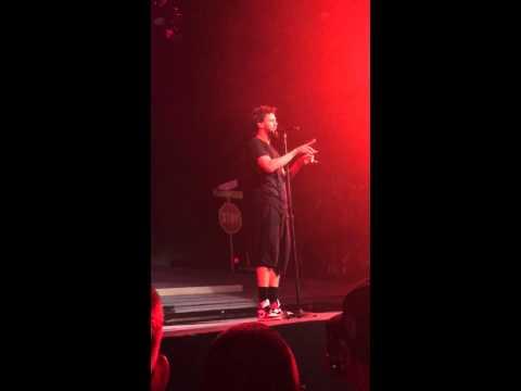 J Cole Performs No Role Modelz Best Performance Ever!!!