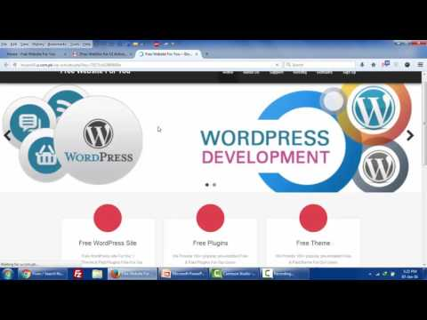 Wordpress Training Class 2 - (Wordpress Installation) by Murad Khan in Urdu