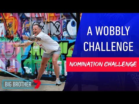 Fighting to make top 5   Nomination Challenge   Big Brother Australia