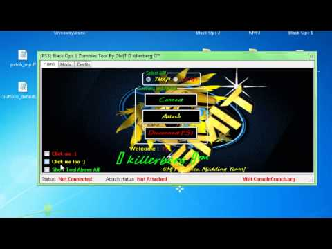 BO1/1 13] Best BO1 RTM Tool + Freeze Host!!! + DOWNLOAD