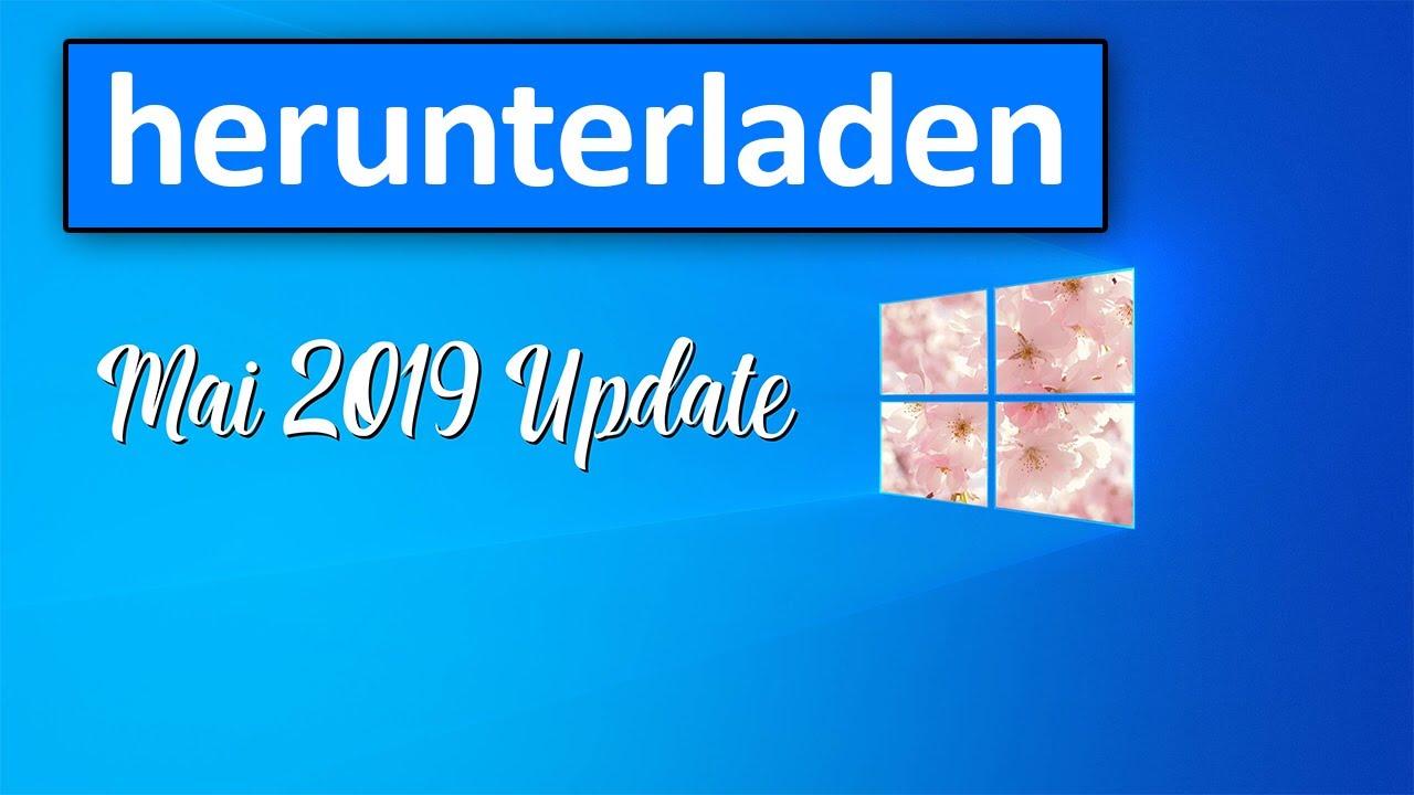 Mai Update Windows 10