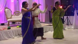 Rambabu rambabu Telugu medley songs dance - Yeleti party