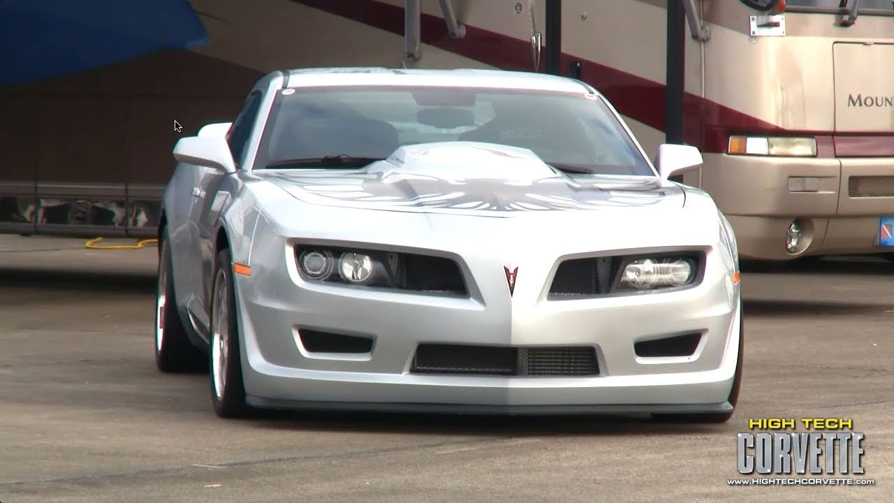 Trans Am conversion - YouTube