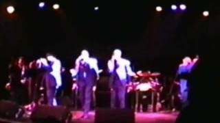 The Dramatics w/ Ramocue Horns - Me and Mrs Jones - Phoenix 2001