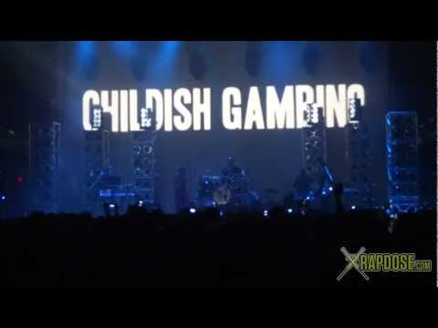 Childish Gambino Performs Backpackers Live At Terminal 5 In NYC