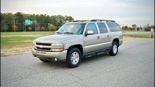 Davis AutoSports 2002 Chevrolet Suburban Z71 4x4 For Sale