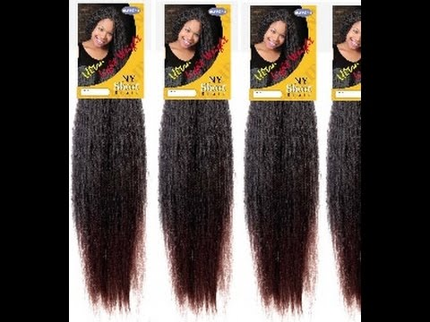 Crochet Braids New York : NEW YORK SHORT BRAID SPIRAL ROD SET SHIRLEY TEMPLE CROCHET BRAIDS ...