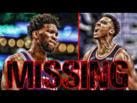 Has anyone seen Hassan Whiteside? The Miami Heat are looking for him