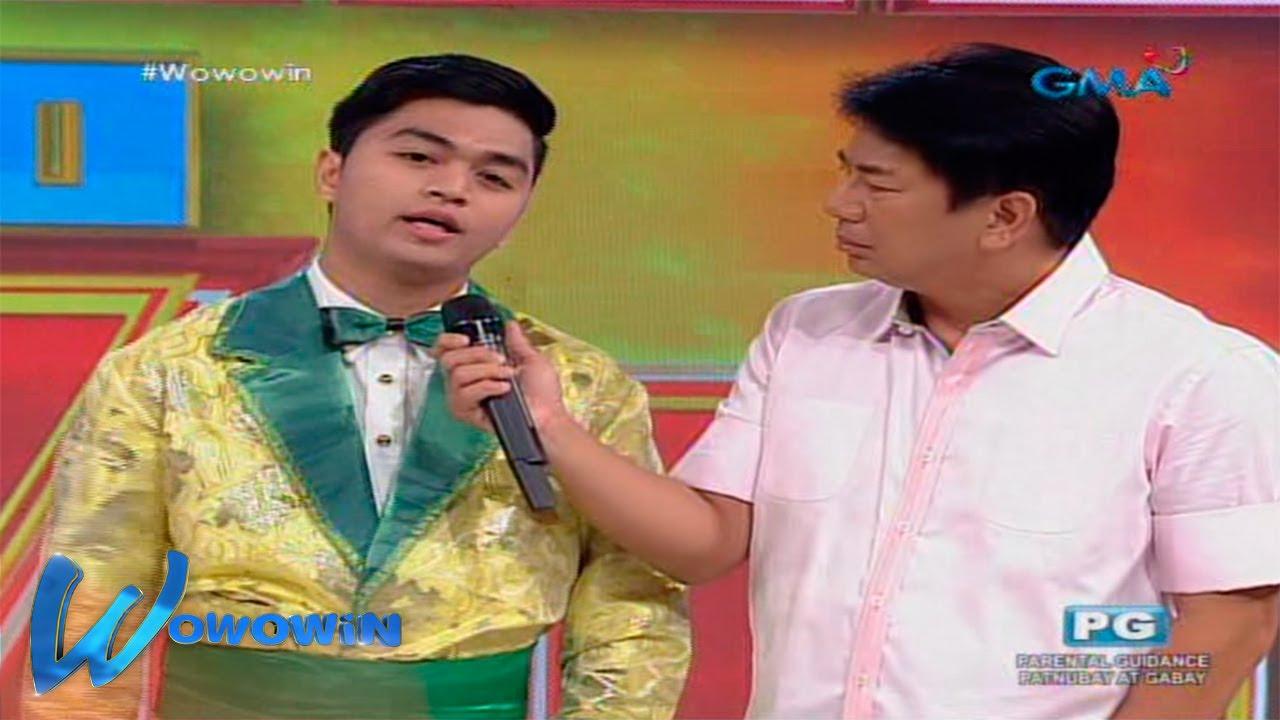 Wowowin: Jeff, the balancer, umani ng papuri sa mga hurado