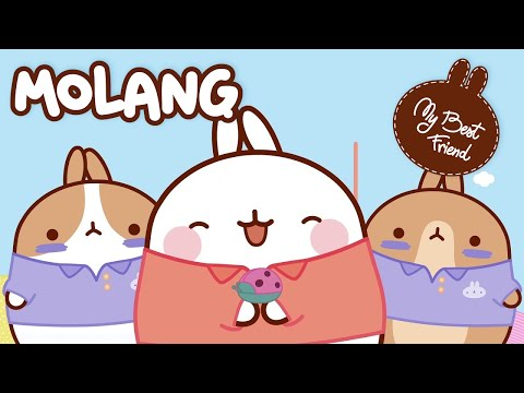 Molang ULTIMATE Compilation - 53 minutes of MOLANG - #MyBestFriend - Cartoon for Kids