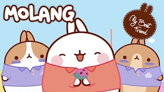 Molang ULTIMATE Compilation - 53 minutes of MOLANG - MyBestFriend - Cartoon for Kids