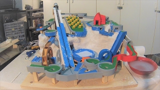 Mini Golf Marble Machine Build, Part 12 (Plasterering)
