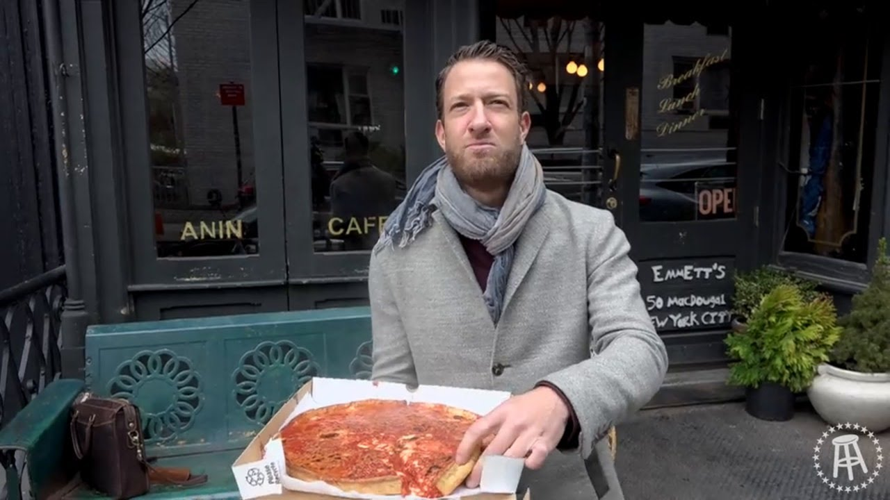 Barstool Pizza Review Emmetts Chicago Style Pizza