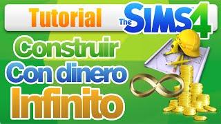 Cómo Construir con Dinero Infinito en Los Sims 4 | Tutorial