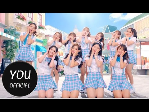 I.O.I - OH! RARE EKKEUL (MUSIC VIDEO/CF)