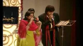 Sindhi Duet song Satra Hazaar Muhinji Mau | Raj Juriani and Lata Bhagtani | Cheti Chand Dubai | 032