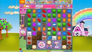 Candy Crush Saga Level 1143 (No Boosters)