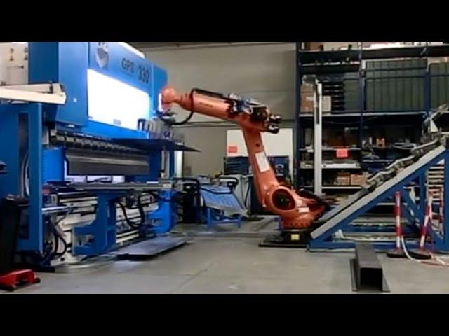 ROBOT - PIEGATURA