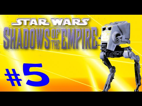 Star Wars Shadows of the Empire: Eps 5 - Late to the Game |