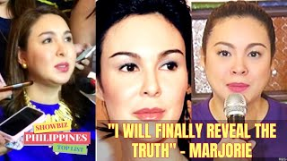Marjorie Barretto FINALLY SPEAKS Reveals TRUTH about Gretchen Barretto!