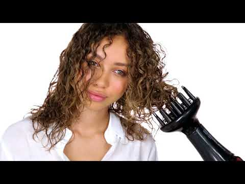 How to Naturally Style Curly Hair - Hair Tutorial - Paul Mitchell®