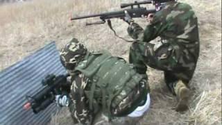 airsoft combat minnesota m4 zombie killer l96 ak 74 l86