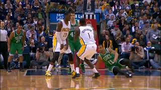 NBA Ankle breakers with Beat Drops!   Part 1  