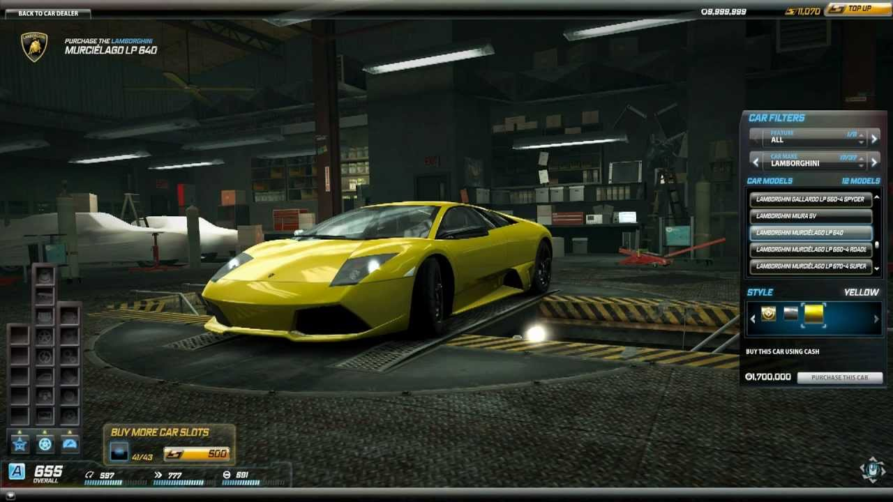 need for speed world lamborghini murcielago lp640 igc 23 january update youtube. Black Bedroom Furniture Sets. Home Design Ideas