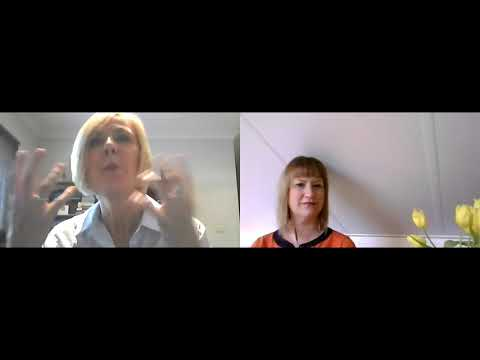 Interview Christine Morgan The Recipient part 3 of 3 Spirit Stories with Diana English