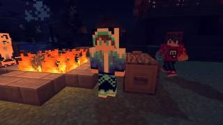 The Man in the Forest | Minecraft Halloween Special